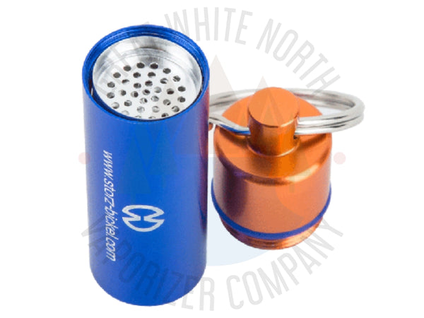 Capsule Caddy Keychain - Great White North Vaporizer Co. | www.vapenorth.ca