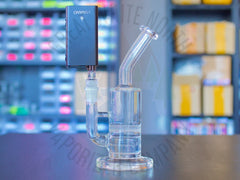 Flowermate V5 Nano Universal Glass Water Pipe Adapter - Great White North Vaporizer Co. | www.vapenorth.ca