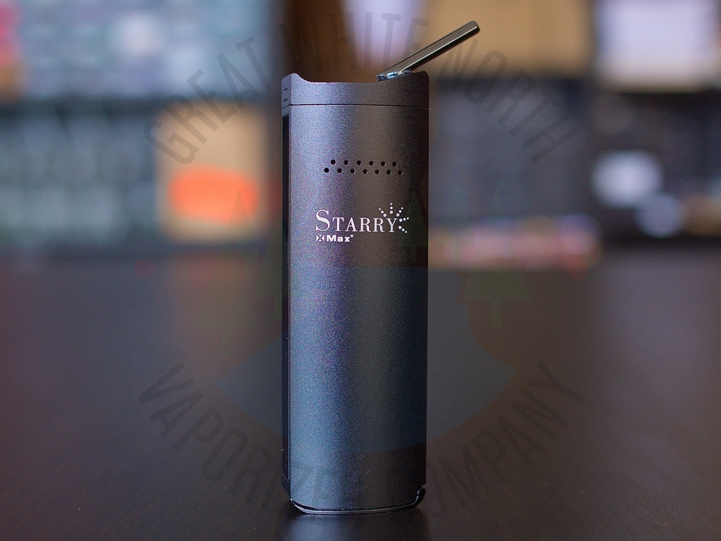 X-MAX Starry - Great White North Vaporizer Co. | www.vapenorth.ca