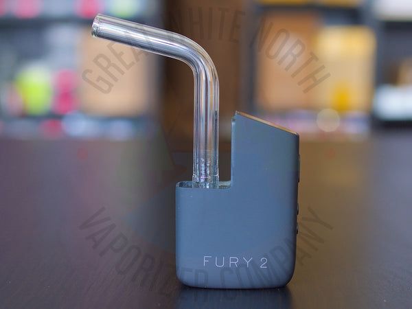 Healthy Rips Fury 2 Glass Mouthpiece - Great White North Vaporizer Co. | www.vapenorth.ca