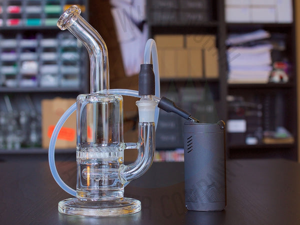 X-VAPE 14mm Water Pipe Adapter - Great White North Vaporizer Co. | www.vapenorth.ca