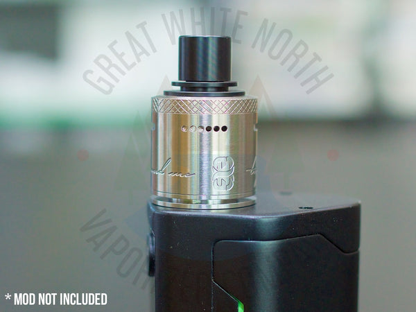 The TRVP Atty V2 by BB Vapes Brvnd