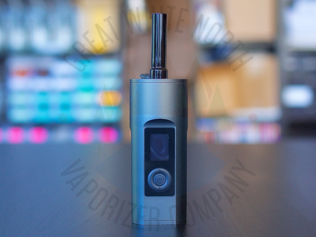 Arizer Solo 2 Black Stem - Great White North Vaporizer Co. | www.vapenorth.ca
