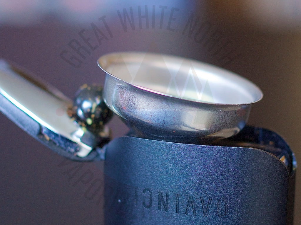Dry Herb Loading Funnel - Great White North Vaporizer Co. | www.vapenorth.ca