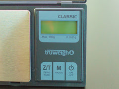 Truweigh Classic Digital Mini Scale