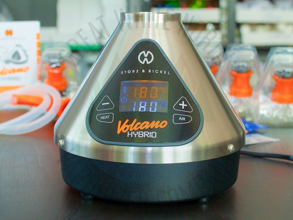 The Volcano vaporizer Hybrid by Storz & Bickel - Great White North Vaporizer Co. | www.vapenorth.ca