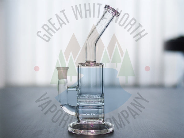 The Buzz - Honeycomb Percolator - 14mm Female Joint - Great White North Vaporizer Co. | www.vapenorth.ca