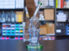 The Chugger - Glass Recycler - 18mm Male Joint - Great White North Vaporizer Co. | www.vapenorth.ca