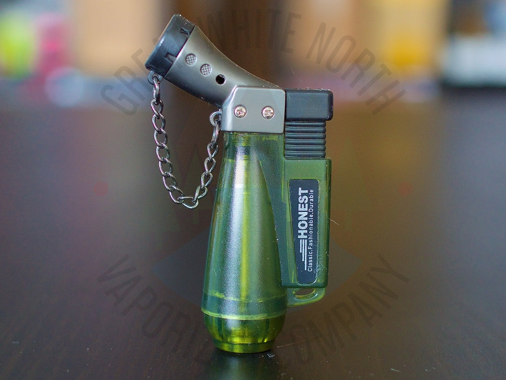 Honest Butane Torch Lighter - Great White North Vaporizer Co. | www.vapenorth.ca