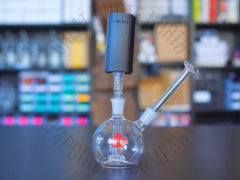 10mm Glass Adapter for Dynavap & DaVinci IQ - Great White North Vaporizer Co. | www.vapenorth.ca