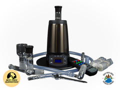 Arizer Extreme Q desktop vaporizer - Great White North Vaporizer Co. | www.vapenorth.ca