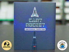 Cart Rocket Portable Vaporizer - Great White North Vaporizer Co. | www.vapenorth.ca