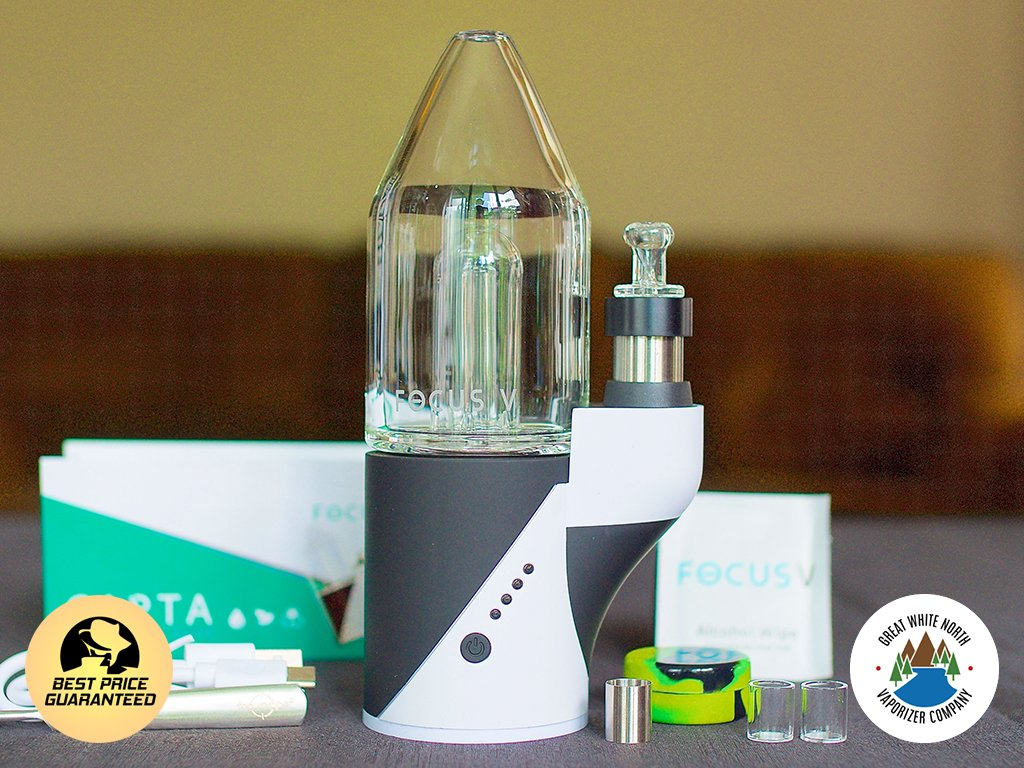 The Carta V2 Portable Electronic Dab Rig