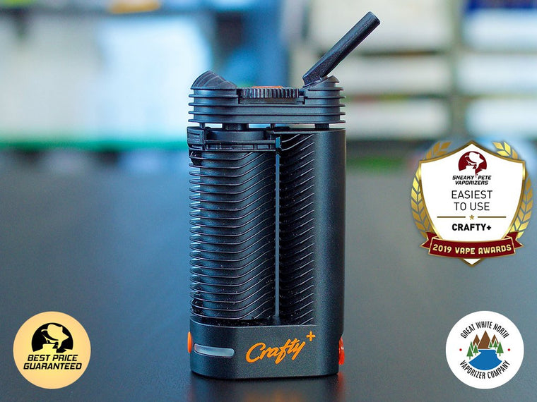 Crafty+ Portable Vaporizer