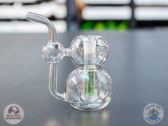 The Snowman Bubbler