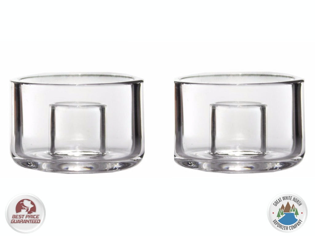 MiniNail Quartz Deep Dish Replacement 2-Pack
