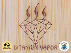 Ditanium Desktop Vaporizer - Great White North Vaporizer Co. | www.vapenorth.ca