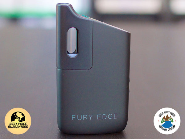 Healthy Rips Fury Edge Portable Vaporizer - Great White North Vaporizer Co. | www.vapenorth.ca