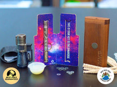 Walnut DynaVap M 2020 Starter Pack  - Great White North Vaporizer Co. | www.vapenorth.ca