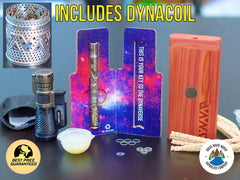 Cedar DynaVap M 2020 Starter Pack - Great White North Vaporizer Co. | www.vapenorth.ca