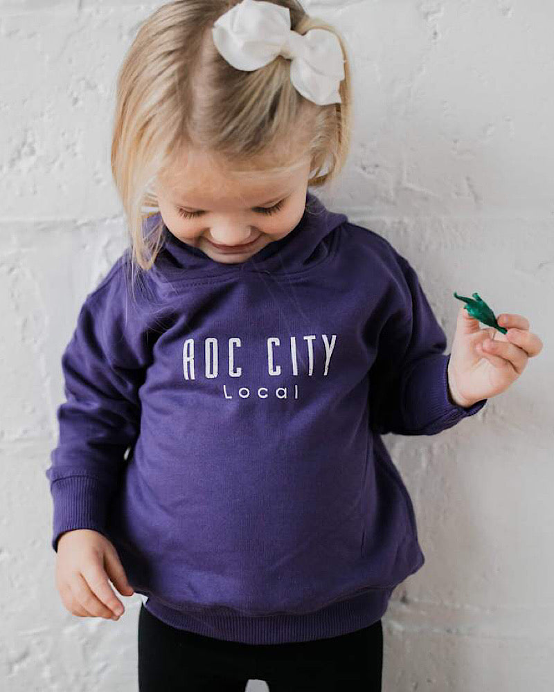 Local Rochester Toddler Hoodie