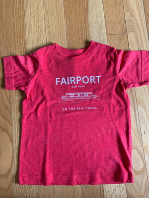 Kids/Toddler/Infant Fairport tees