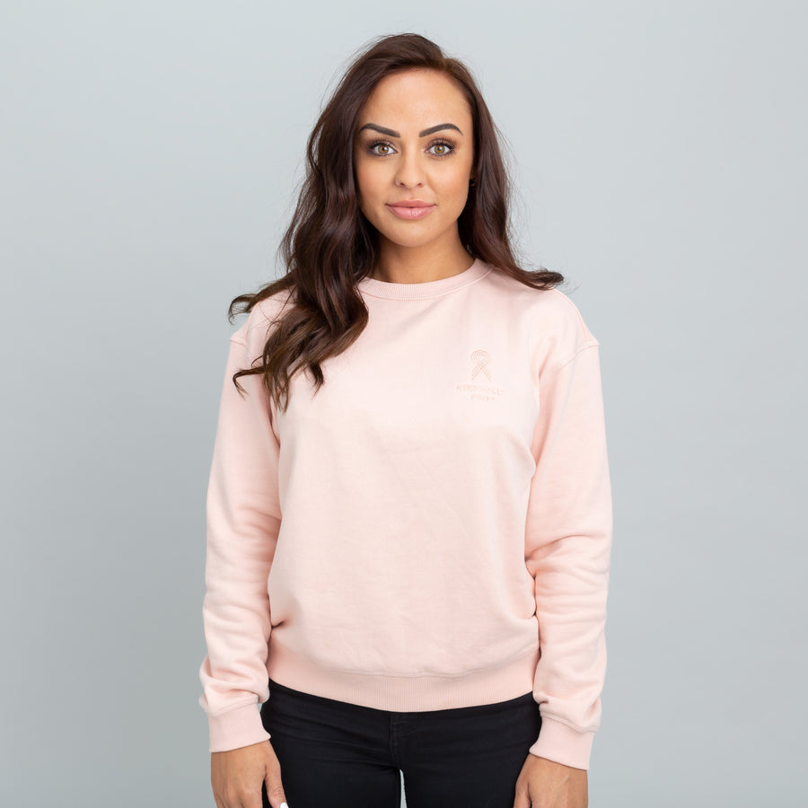 Eternally Pink Crew Jumper - Limited Edition