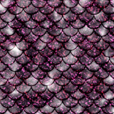 Mermaid Scales #2 Pattern Vinyl
