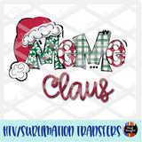Christmas Claus Meme Heat Transfer Vinyl Ready To Press