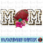 MOM Football Heat Transfer Vinyl Ready To Press