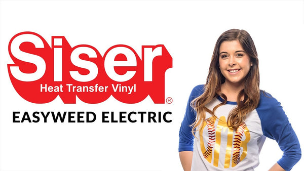 Siser Electric Heat Transfer Vinyl