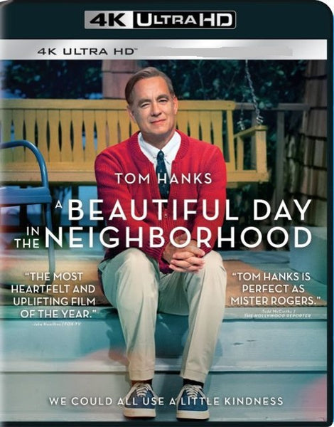 A Beautiful Day In The Neighborhood (4K UHD) Vudu or Movies Anywhere
