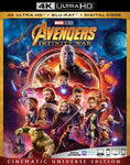 Avengers Infinity War (4K UHD) Movies Anywhere (MA)