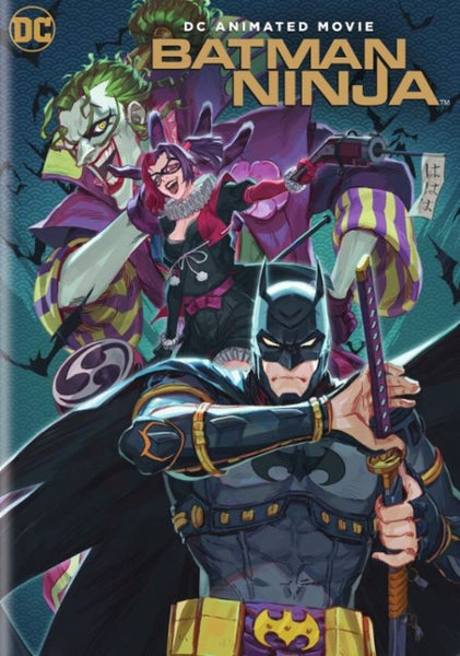 Batman Ninja (UltraViolet HD) HDX