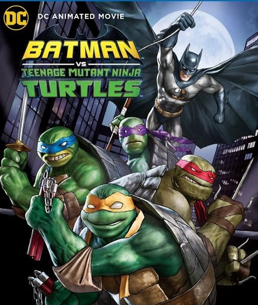 Batman Vs. Teenage Mutant Ninja Turtles (UltraViolet HD) HDX