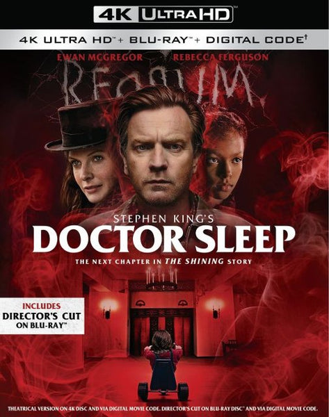 Doctor Sleep (4K UHD) Movies Anywhere (MA)