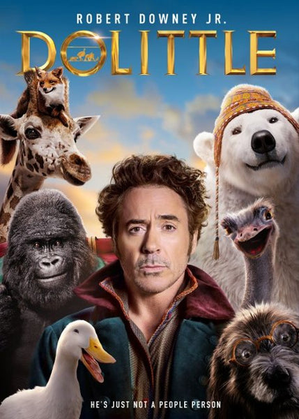 Dolittle (Ultraviolet HD) Movies Anywhere (MA) or VUDU HD