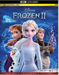 Frozen II (4K UHD)  Movies Anywhere (MA)