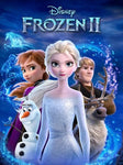 Frozen II (UltraViolet HD) HDX Movies Anywhere MA