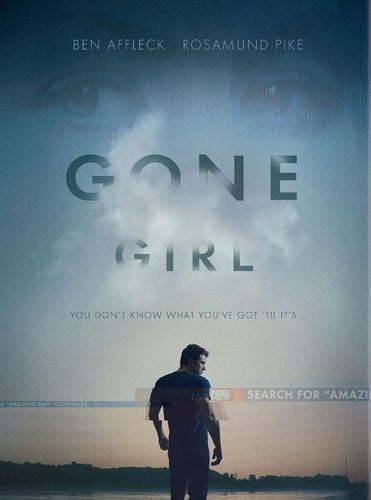 Gone Girl (UltraViolet HD) HDX UV Digital Copy