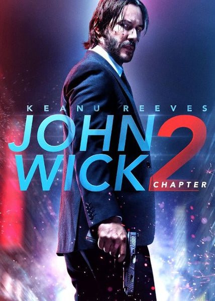 John Wick Chapter 2 (UltraViolet HD) HDX Vudu
