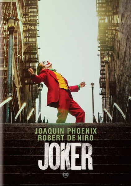 Joker (Ultraviolet HD) VUDU HD or Movies Anywhere (MA)