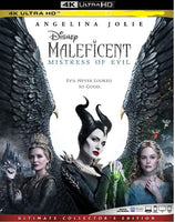 Maleficent Mistress Of Evil (4K UHD) Movies Anywhere (MA)