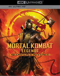 Mortal Kombat Legends Scorpion's Revenge (4K UHD) Vudu or Movies Anywhere