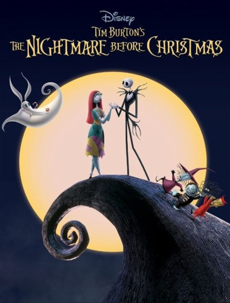 Nightmare Before Christmas 25th Anniversary (2018) [Movies Anywhere] [Disney DMA/DMR - HD] Vudu
