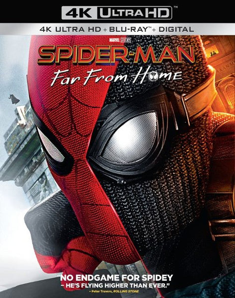 Spider-Man Far From Home (4K UHD) Movies Anywhere (MA)