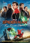 Spider-Man Far From Home (UltraViolet HD) HDX Movies Anywhere (MA)