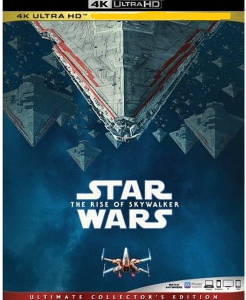 Star Wars: The Rise Of Skywalker (4K UHD) Vudu or Movies Anywhere