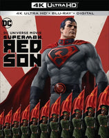 Superman Red Son (4K UHD) Vudu or Movies Anywhere