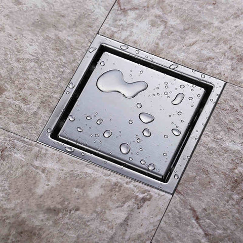 SHOWER DRAINS